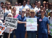 Grad Nurses and Midwives Deserve a Working Future