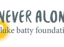 Never Alone campaign against domestic violence