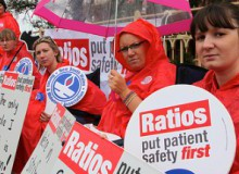 Ratios put patient safety first